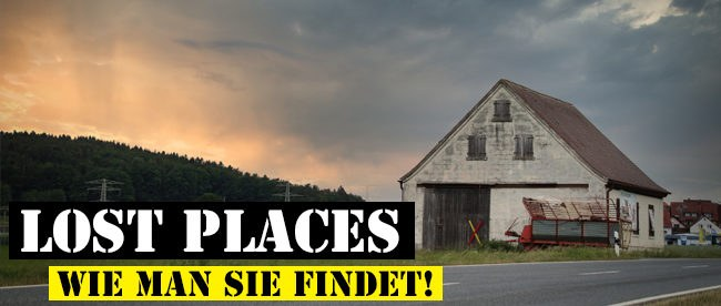 Lost Places finden